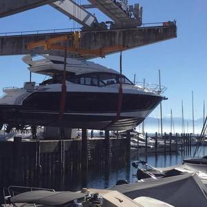 Yachttransport mit 6,10m Höhe zum Bodensee